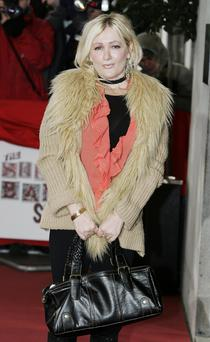 Award winning TV writer and comedian Caroline Aherne has revealed she is fighting lung cancer