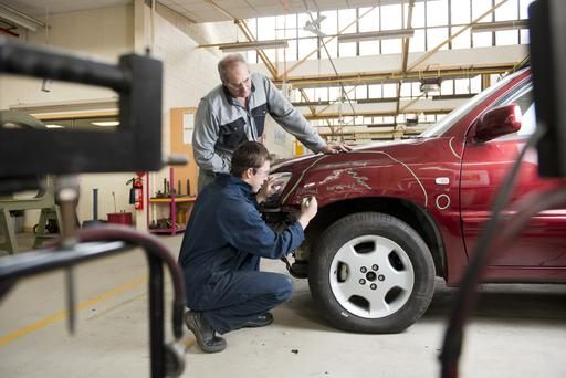 Tight finances are causing us to neglect the upkeep of our cars. Photo: Getty Images.