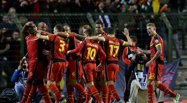 All eyes will be on Belgium in Brazil as to see if soaring expectations will be met