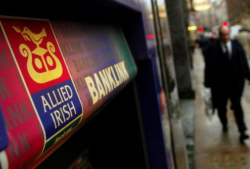 The woman was forced to withdraw cash from an AIB ATM in Rathgar
