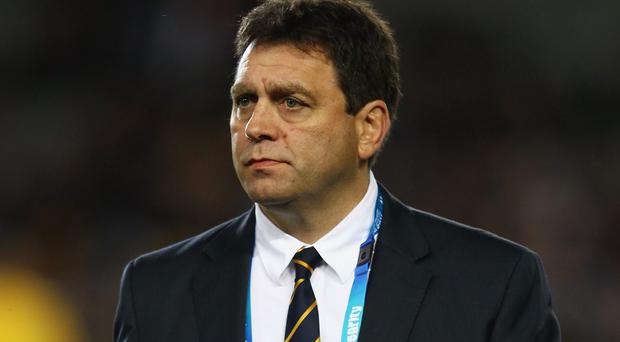 Incoming IRFU performance director David Nucifora (Photo by Hannah Peters/Getty Images)