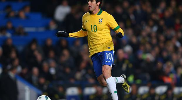 Kaka will be one of a number of well-known players not involved in the World Cup