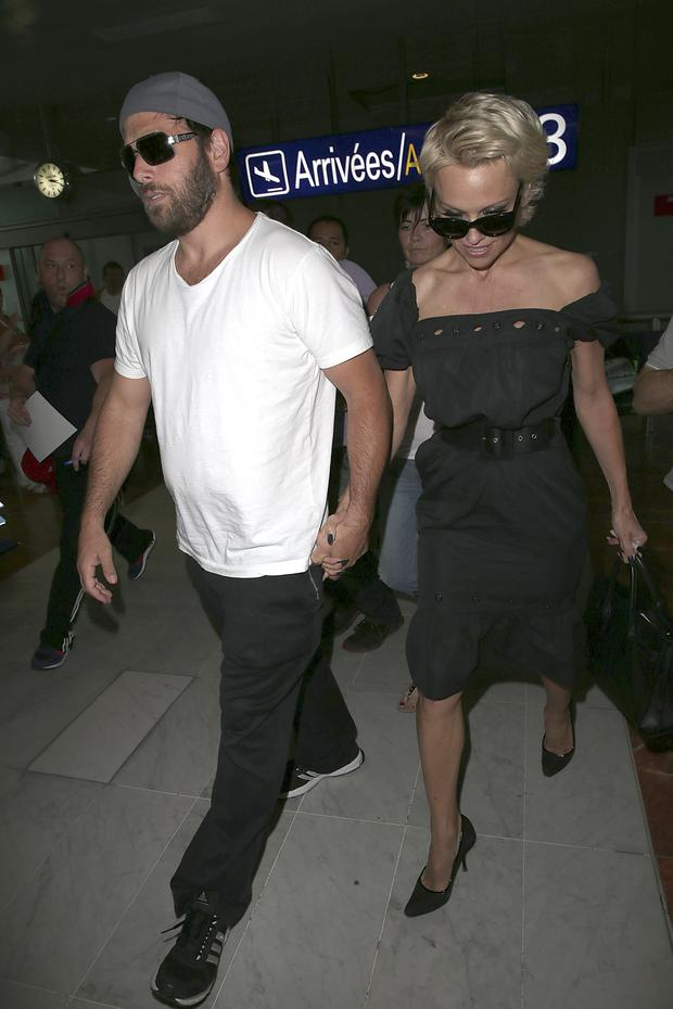 Pamela Anderson and Rick Salomon spent 61 days as man and wife