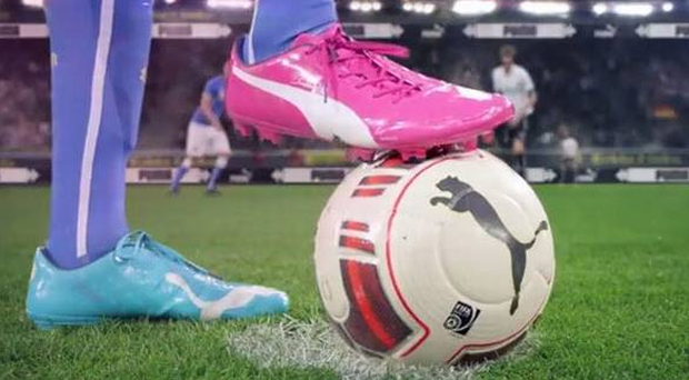 Mismatched boots will be worn at the tournament next month