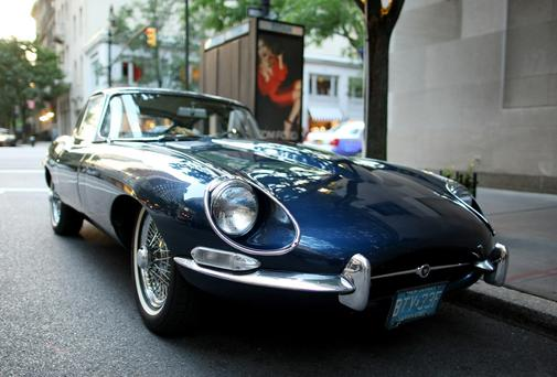 The limited run of new Jaguar E-Types will be built to the exact specifications of the original model. Photo: Neilson Barnard/Getty Images