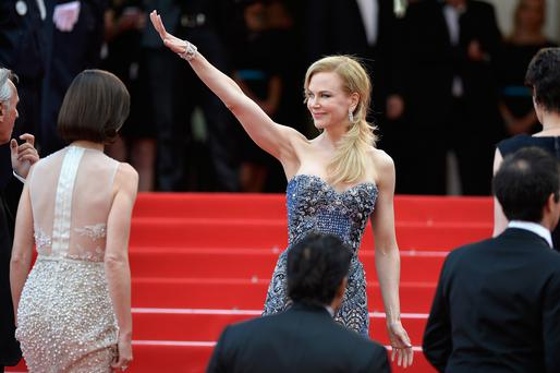 Nicole Kidman attends the Opening ceremony and the
