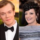 Lily Allen (right) claims she turned down a 'Game of Thrones' role opposite her brother Alfie (left)
