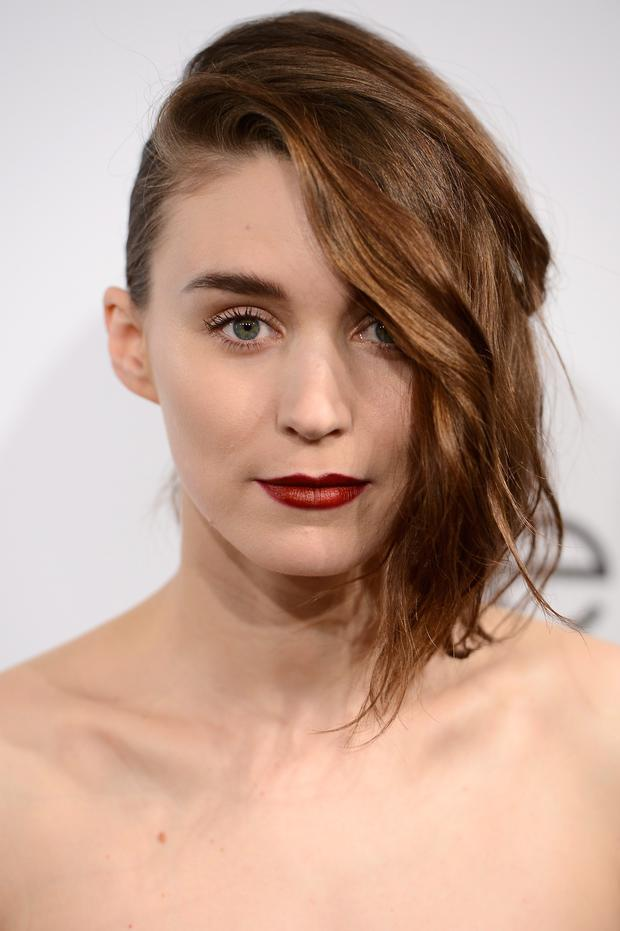 Actress Rooney Mara at the Calvin Klein party in Cannes, France. (Photo by Ian Gavan/Getty Images)