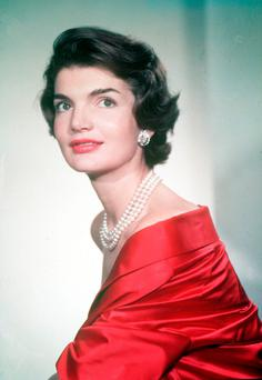 Jackie Kennedy wrote numerous letters to an Irish priest