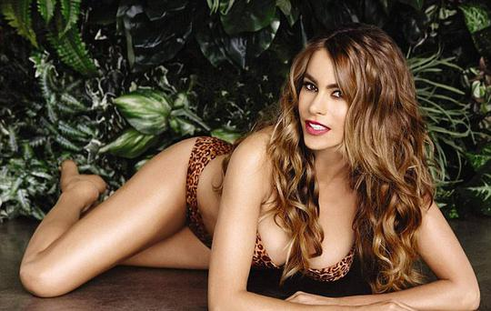 Sofia Vergara for KMart. Picture: KMart