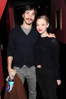 Justin Long and Amanda Seyfried