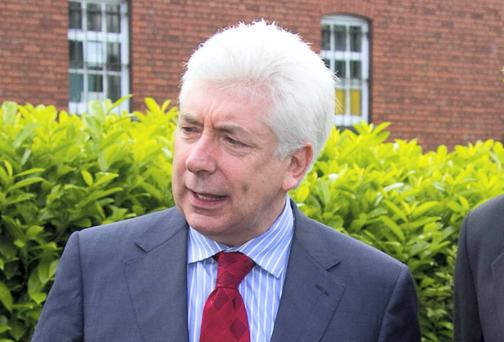 Minister for Primary Care Alex White TD