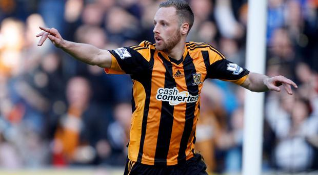 David Meyler has had an eventful season, but is hoping to end it on a high with victory inthe FA Cup final against Arsenal today. Photo: Richard Sellers/PA Wire
