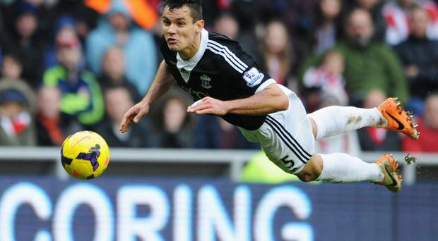 Southampton's Dejan Lovren features on a list of Liverpool transfer targets. Photo: Chris Brunskill/Getty Images