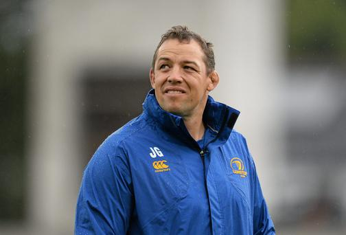 Jono Gibbes' Leinster experience has been phenomenal: three Heineken Cups, a Pro12 and an Amlin Cup under two coaches