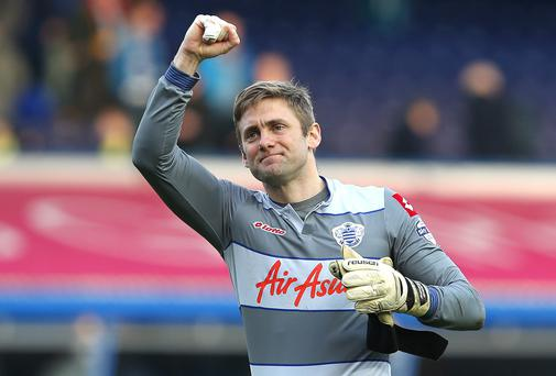 Rob Green: 'It was beyond football.' Photo: Jan Kruger/Getty Images