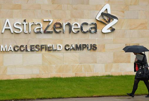 British drugmaker AstraZeneca said it was targeting annual revenues of more than $45 billion by 2023, upping its defence against a takeover bid from US rival Pfizer