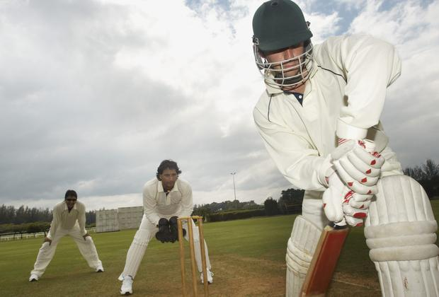 A great performance from Adrian D'Arcy saw Clontarf home by three wickets (stock image)
