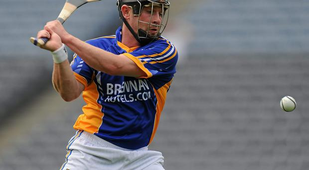 Wicklow's Andy O'Brien