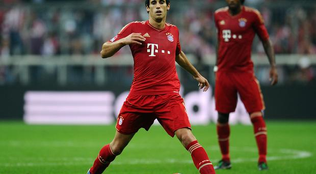 Javi Martinez has been lined with a move to the Emirates Stadium
