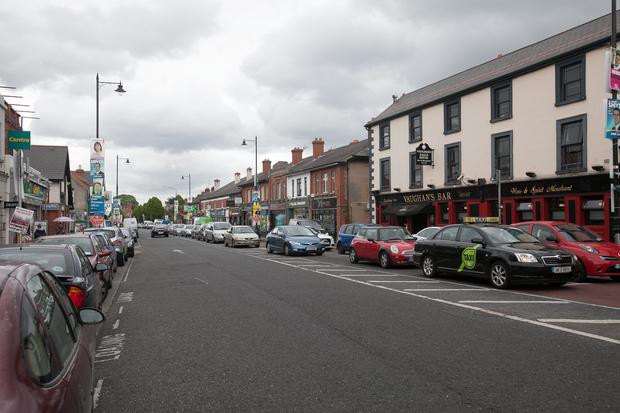 Terenure Road North where the alleged incident occurred