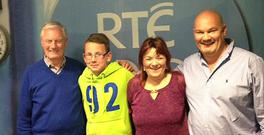 11 year-old who saved his granddad's life