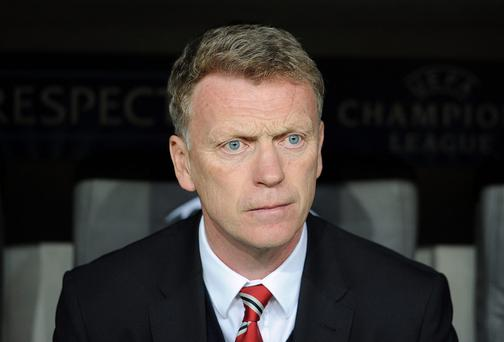 David Moyes. Photo credit: Martin Rickett/PA Wire
