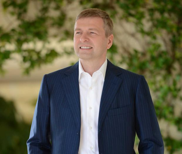 Dmitry Rybolovlev, the Russian billionaire owner of the French football club AS Monaco