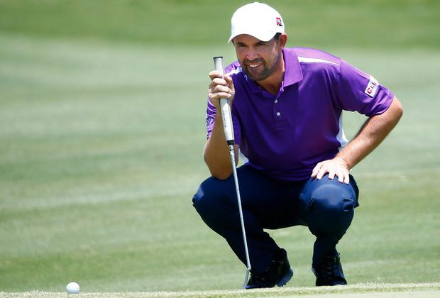 Padraig Harrington scored three consecutive rounds in the 60s for the first time since 2012 at the Byron Nelson Championship