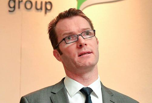 Greencore's Chief Executive Patrick Coveney