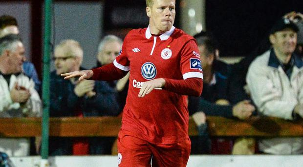 Danny North's goal against strugglers Athlone helped Sligo Rovers extend their unbeaten run to eight games