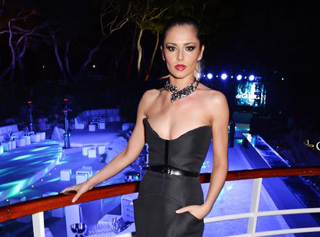 CAP D'ANTIBES, FRANCE - MAY 20: Cheryl Cole attends the de Grisogono 'Fatale In Cannes' party during the 67th Cannes Film Festival at Hotel du Cap-Eden-Roc on May 20, 2014 in Cap d'Antibes, France. (Photo by David M. Benett/Getty Images)
