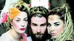 The Castlepalooza Festival, which takes place in August, is inviting people to dress up as kings and queens