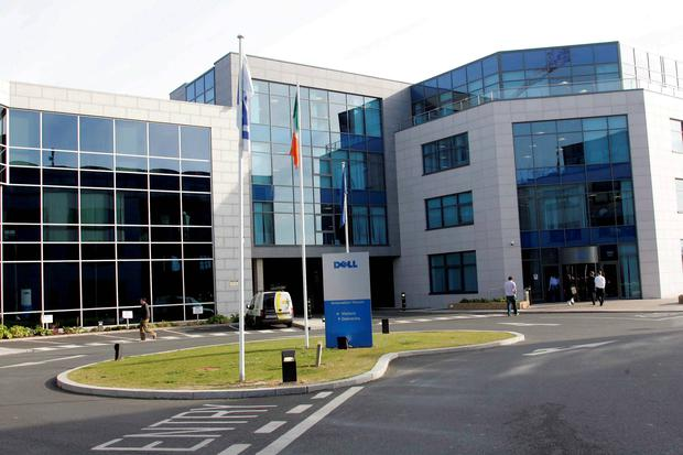 Major employer: the Dell computer offices at Cherrywood, south Dublin