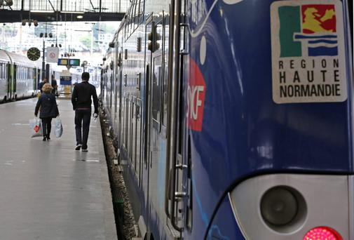 Engineers at the French railway network forgot to measure the actual distance between lines and platforms, before ordering 341 new trains, which were to be introduced between now and 2016. It will cost 50 million euros ($68 million) to fix the problem. Nearly 1,300 stations are just a few centimeters (inches) too narrow.