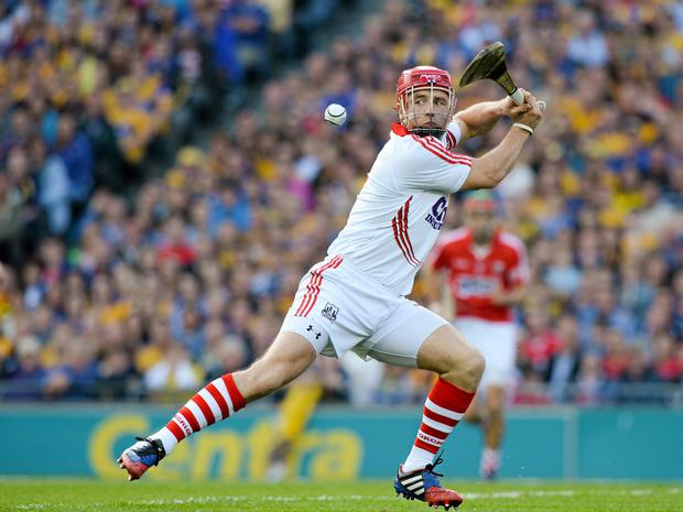 Anthony Nash, Cork. GAA Hurling All-Ireland Senior Championship Final Replay, Cork v Clare, Croke Park, Dublin. Picture credit: Ray McManus / SPORTSFILE