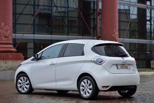 The Renault ZOE launches in Ireland (Photo: Max Earey)