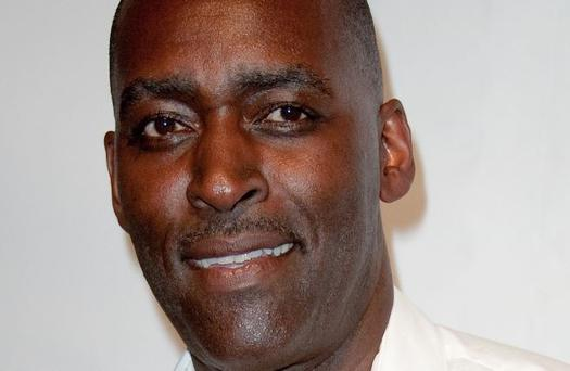 Michael Jace has been charged with the murder of his wife (PA)