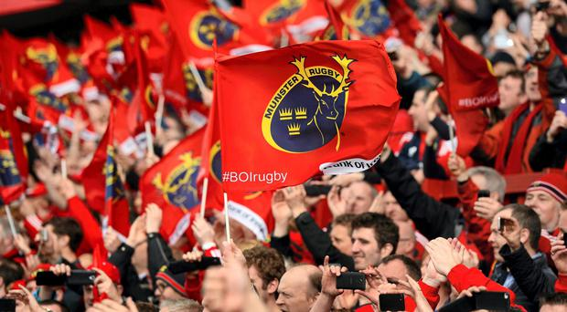 Munster fans have already snapped up thousands of season tickets for the 2014/15 campaign