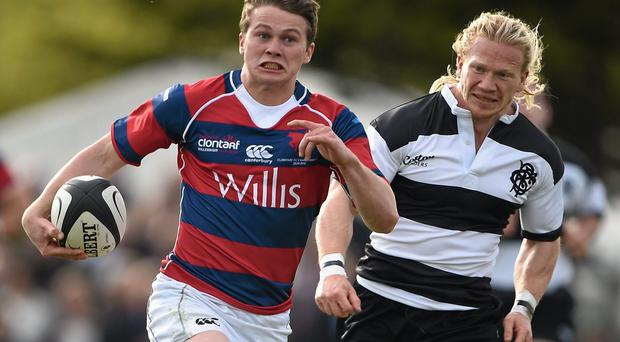 Clontarf have raced clear of rival clubs in the race for Twitter followers. Photo: Brendan Moran / SPORTSFILE