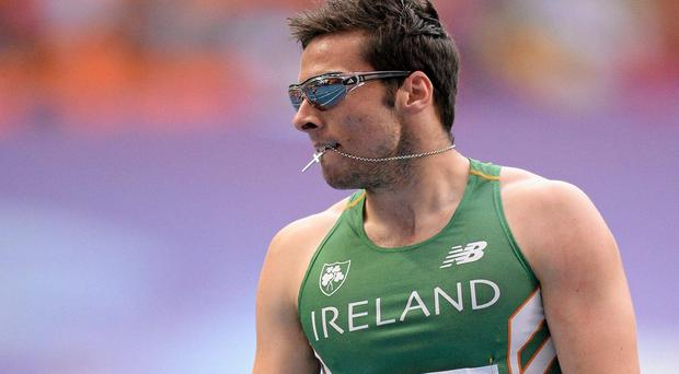 Brian Gregan has lost almost 4kg as he targets a medal at the European Cha,pionships in August. Photo: Stephen McCarthy / SPORTSFILE