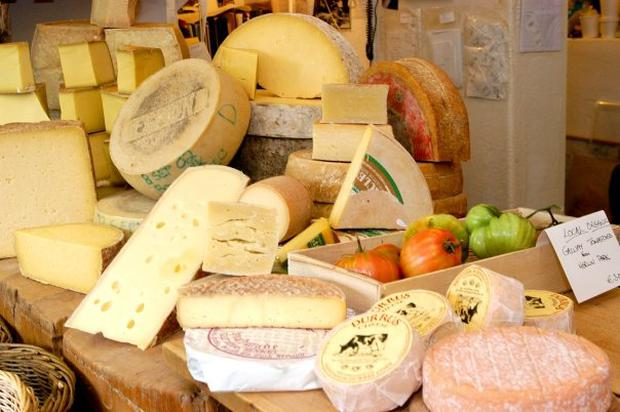 Get the scoop of the best seasonal cheeses available ahead of Sheridan's Cheesemongers annual Food Festival