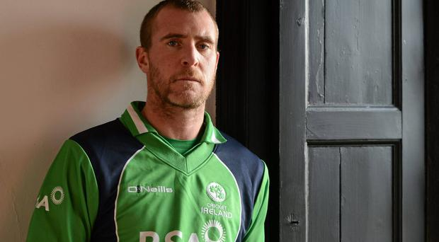 John Mooney is aiming to return for Ireland after his struggle with a stress-related illness over the winter. Photo: Brendan Moran / SPORTSFILE