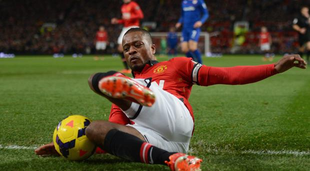 Patrice Evra is an influential character in the Manchester United dressing room. Photo: Michael Regan/Getty Images