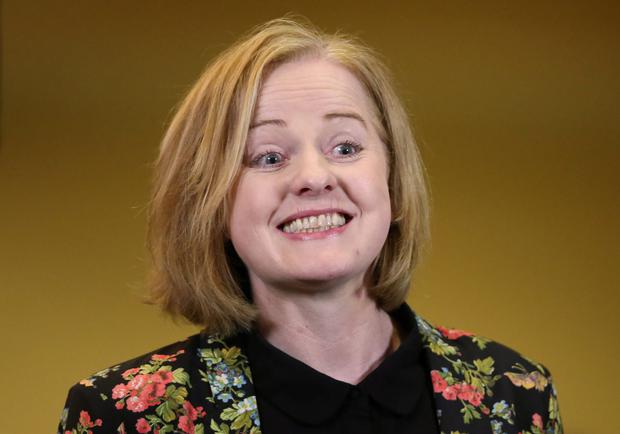 Socialist Party TD Ruth Coppinger