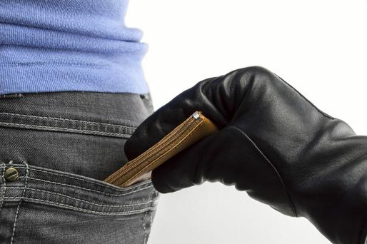 Pickpocket gangs are targeting Ireland