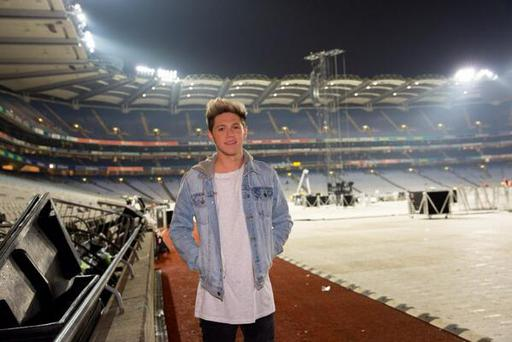 Niall Horan made sure to have Clonakilty sausages in his dressing room upon returning home last weekend