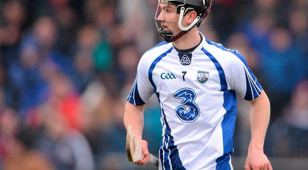 Waterford's Darragh Fives is close to a return from injury