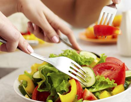 A low calorie diet can possibly help prevent the spread of cancer.
