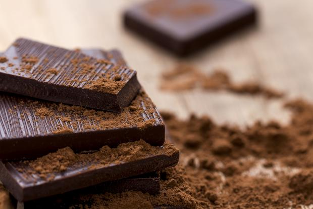 Which website proves dark chocolate, coffee and sleeping alot is good for your brain?